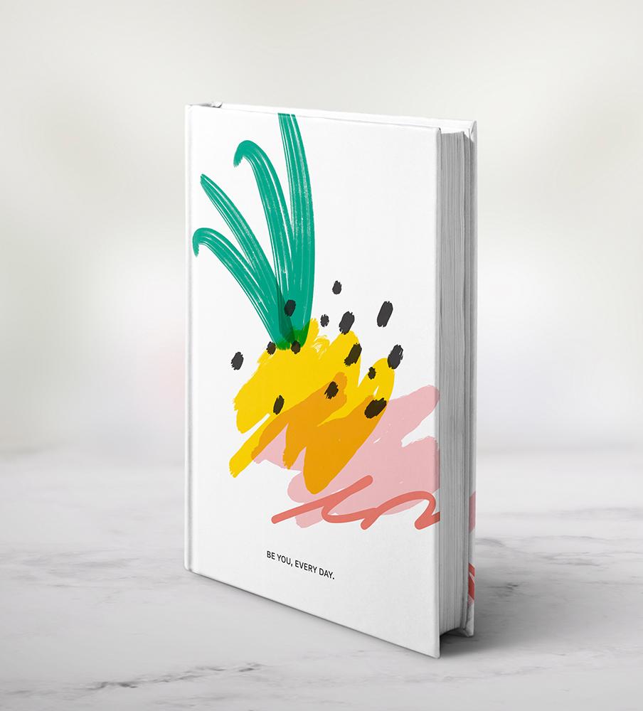 Baeba planner - Pineapple