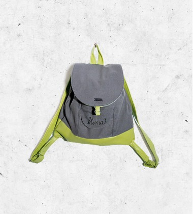 "Backpack ""On your way"" - Green"