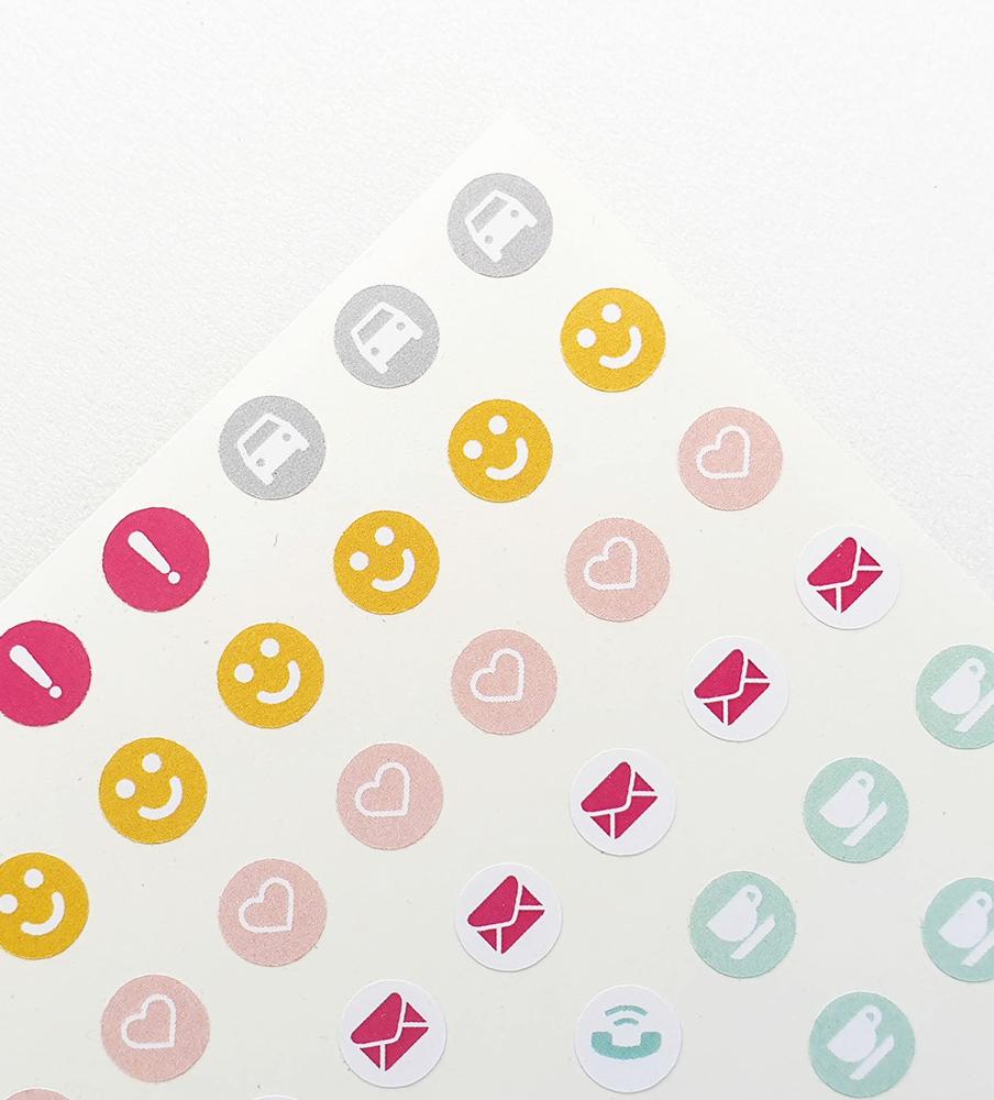Baeba stickers