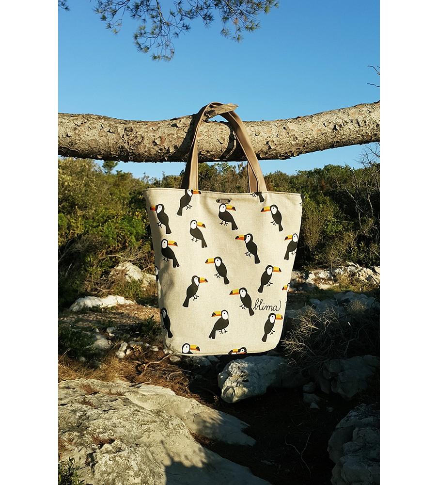 Tote bag - Toucan