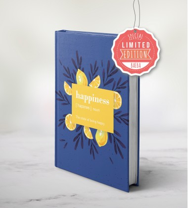 """""""LIMITED EDITION"""" - PRESALE - Baeba planner - Happines"""