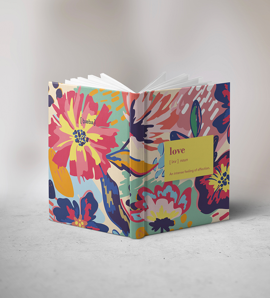 """""""LIMITED EDITION"""" Baeba planner - Love"""