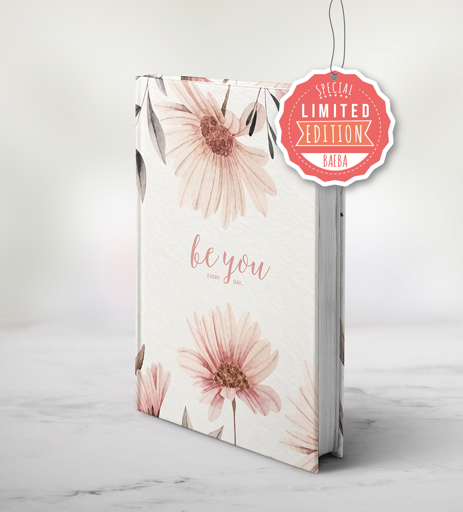 """LIMITED EDITION"" Baeba planner - Daisy"
