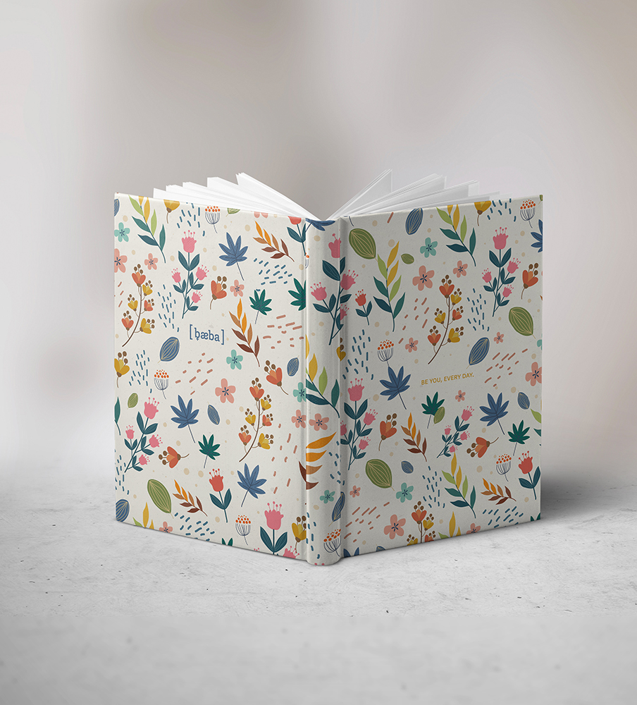 """""""LIMITED EDITION"""" Baeba planner - Floral"""