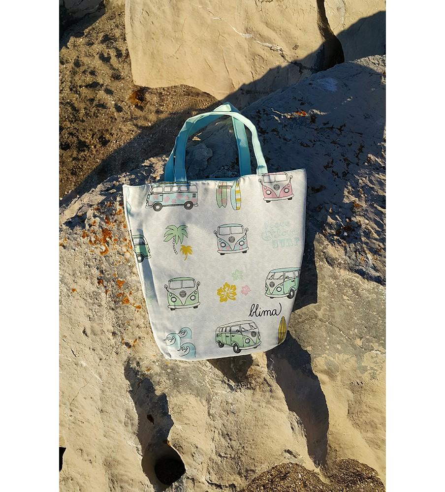 Tote bag - Beach